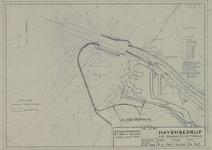 VII-168-00-00-01-04-01 Plankaart voor een nieuwe havenmond bij Hoek van Holland