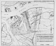 VII-450-03 Kaart van de Petroleumhaven en de aan te leggen 2e Petroleumhaven