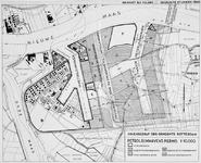 VII-450-07 Kaart van de Petroleumhaven en de aan te leggen 2e Petroleumhaven