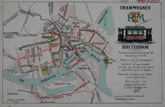 XVII-79-00-00-03 Kaart van het tramwegnet van de RETM