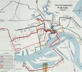 XVII-79-02 Kaart met het tramwegnet van de RETM