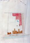 XXI-1 Situatietekening van een perceel aan de Schiekade ten behoeve van een te bouwen archiefgebouw [niet gerealiseerd]