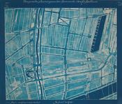 XXI-3-II Situatietekening voor een archiefgebouw aan de Mathenesserlaan