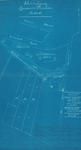 XXV-320-02 Plattegrond van het gebied rond de Barendrechtsche Haven, Robbenoordsche Vliet de Hoogenoordsche Gracht en ...