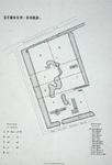 XXV-519-01-01 Plattegrond van grondpercelen op het landgoed Schoonoord in de Muizenpolder