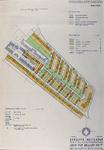 XXVIII-5-00-02-01 Plankaart voor woningbouw in Hoek van Holland-Oost