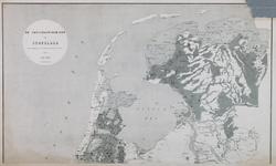 XXX-0-01-02-1 Kaart van de cholera-epedemiën in Nederland met uitzondering van de provincie Noord Brabant en Limburg ...