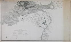 XXX-0-01-02-2 Kaart van de cholera-epedemiën in Nederland met uitzondering van de provincie Noord Brabant en Limburg ...