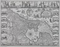 XXX-3-01 Kaart van het Graafschap Holland