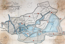 XXX-34-01 Kaart van het hoogheemraadschap van Schieland