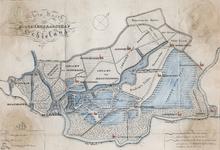 XXX-34 Kaart van het Hoogheemraadschap van Schieland