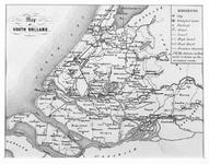 XXX-34-02 Kaart van Zuid-Holland.