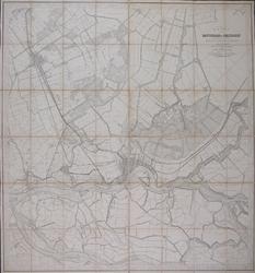 XXX-35-03 Kaart van Rotterdam en omstreken
