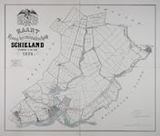 XXX-41 Kaart van het hoogheemraadschap van Schieland