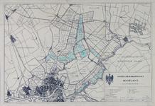 XXX-50-01 Kaart van het hoogheemraadschap van Schieland