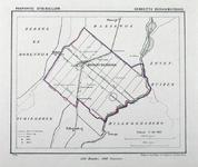 XXXI-10 Kaart van de gemeente Bergschenhoek