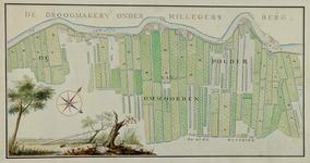 XXXI-148-02-02-2 Kaart van de polder Ommoord.