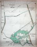 XXXI-148-02-03-2 Plankaart van de droogmaking van Schiebroekse Polder en van de Berg- en Broekpolder