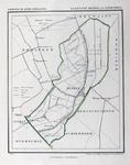 XXXI-15 Kaart van de gemeente Berkel en Rodenrijs