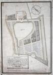 XXXI-337 Plattegrond van de buitenplaats Honingen