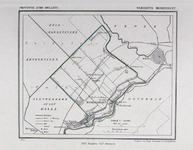 XXXI-363 Kaart van de gemeente Moordrecht