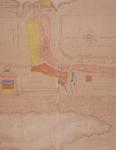 XXXI-368 Kaart van het dorp Overschie