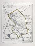 XXXI-369 Kaart van de gemeente Overschie