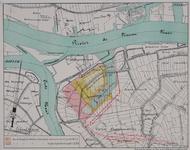 XXXI-492 Plankaart voor de aan te leggen (1e) Petroleumhaven