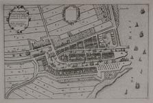 XXXI-58 Plattegrond van Delfshaven