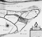 XXXI-597-02-07 Kaart van Blankenburg, de Staart en de Ruigeplaat