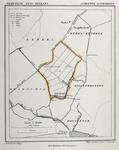XXXI-599-00-01 Kaart van de gemeente Schiebroek