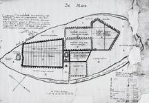 XXXI-608-02-00-01 Kaart van de Welplaat bij Spijkenisse [foto]