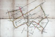 XXXI-692 Kaart van de Binnenwegse Polder onder Zegwaard [ten westen van Moerkapelle]