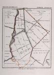 XXXI-693 Kaart van de gemeente Zevenhuizen