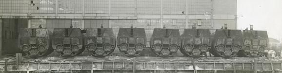 FD-3297 Schotse ketels met drie vuurgangen.