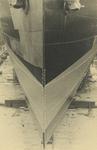 FD-3303 Voorsteven van schip.