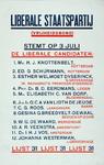 2002-1412 Verkiezingsaffiche van de Liberale Staatspartij of Vrijheidsbond.