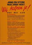 2002-1493 Informatie door het Centraal Comité Voor Jonge Werklozen.