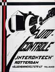 2002-1509 Reclame voor Interontech Rotterdam autocontrole, in de Van Oldenbarneveltstraat.