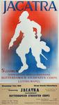 2002-1516 Aankondiging van het lustrumspel Jacatra van A. den Hertog door het Rotterdamsch Studentencorps, in verband ...