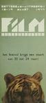 2002-274 Aankondiging van een toegift op het 6e filmfestival Rotterdam-Antwerpen.