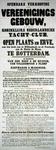 2004-33 Aankondiging van de openbare verkoop van het gebouw van de Koninklijke Nederlandsche Yacht-club aan haar leden. ...