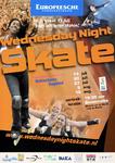 2005-2358 Europesche verzekeringen. Vanaf 13 juli gaan we weer skaten! Wednesday Night Skate. Rotterdams Dagblad....