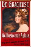 G-0000-0203 De Gracieuse. Geïllustreerde Aglaja. Uitgave van A.W. Sijthoff te Leiden.