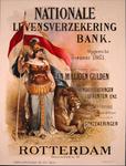 G-0000-0243 Reclame voor de Nationale Levensverzekering-Bank.