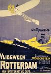 G-0000-0332 Vliegweek Rotterdam 19-25 September 1910. Sportterrein Woudenstein.