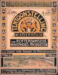 G-0000-0335 Gebouw voor Kunsten en Wetenschappen [Keerweerlaan]. Rotterdam 1905. Rotterdamsche Nijverheids Producten. ...