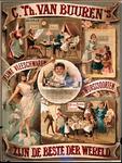 G-0000-0378 C.Th. van Buuren's fijne vleeschwaren en worstsoorten zijn de beste der Wereld.