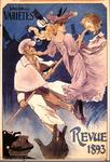 G-0000-0399 Salon des Variétés Revue 1893.