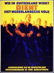 G-0000-0464 Wie in Duitschland werkt dient het Nederlandsche volk.
